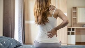 nugaros skausmas